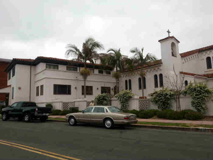 Stucco repair La Jolla