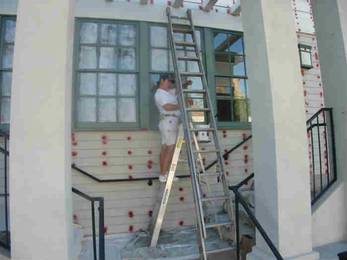 House painter La Jolla