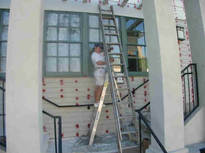 House painter La Jolla