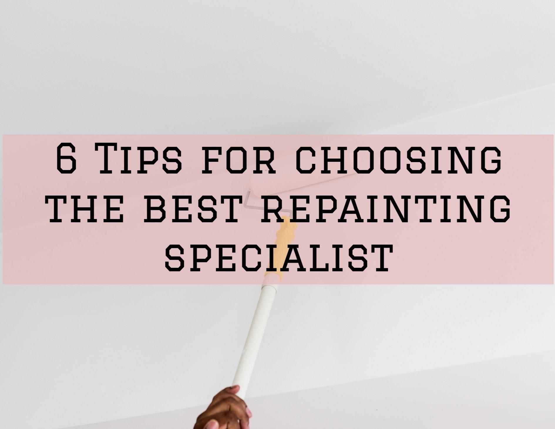 repainting specialist