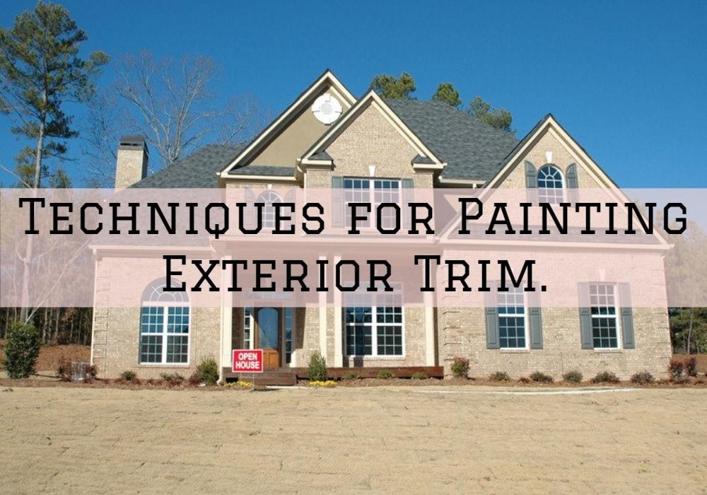 trim painting